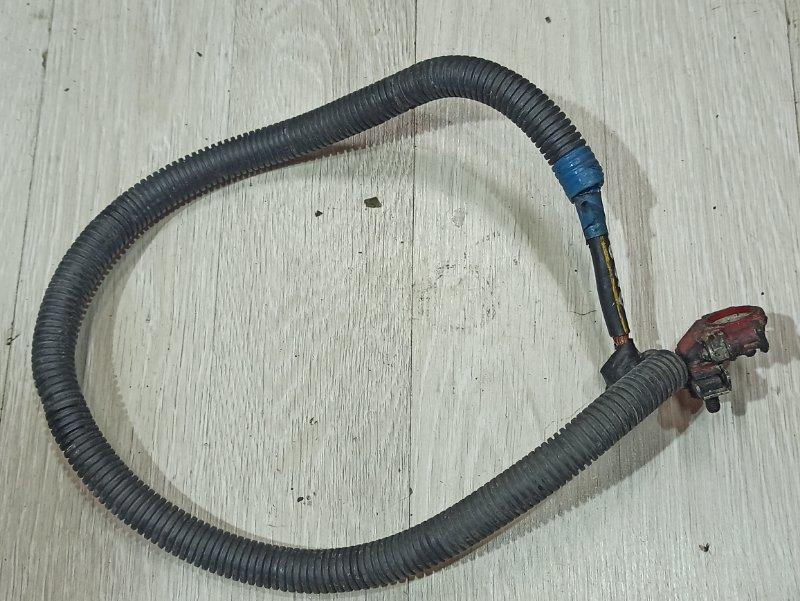 Проводка (клемма аккумулятора) Nissan Primera P12 ЛИФТБЕК QG18DE (б/у)