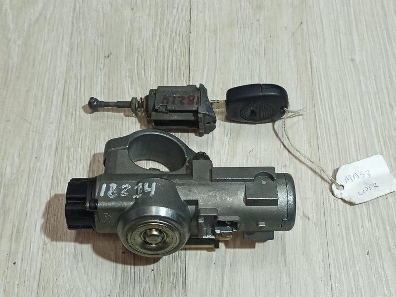 Замок зажигания Nissan Primera P12 СЕДАН QR20DE (б/у)