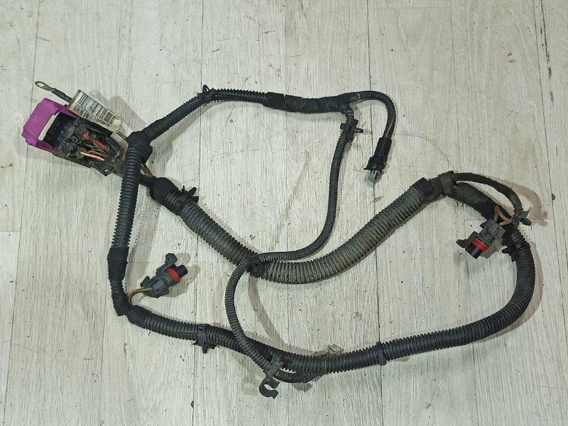 Проводка (коса диффузора) Opel Astra H GTC Z18XER (б/у)