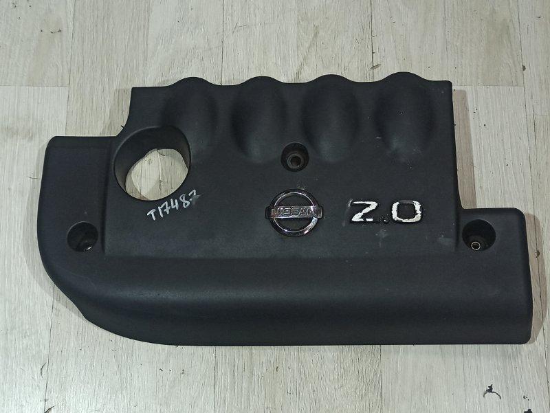 Крышка двигателя Nissan Primera P12 СЕДАН QR20DE (б/у)