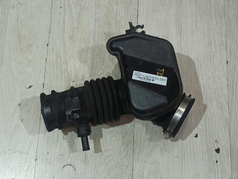 Гофра впускного коллектора Nissan Primera P12 ЛИФТБЕК QG18DE 2005 (б/у)