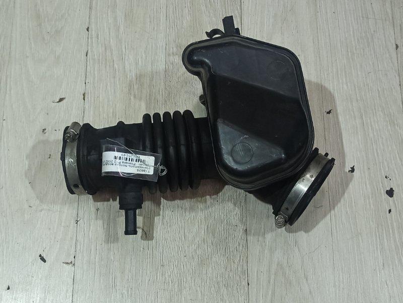 Гофра впускного коллектора Nissan Primera P12 ЛИФТБЕК QG18DE (б/у)