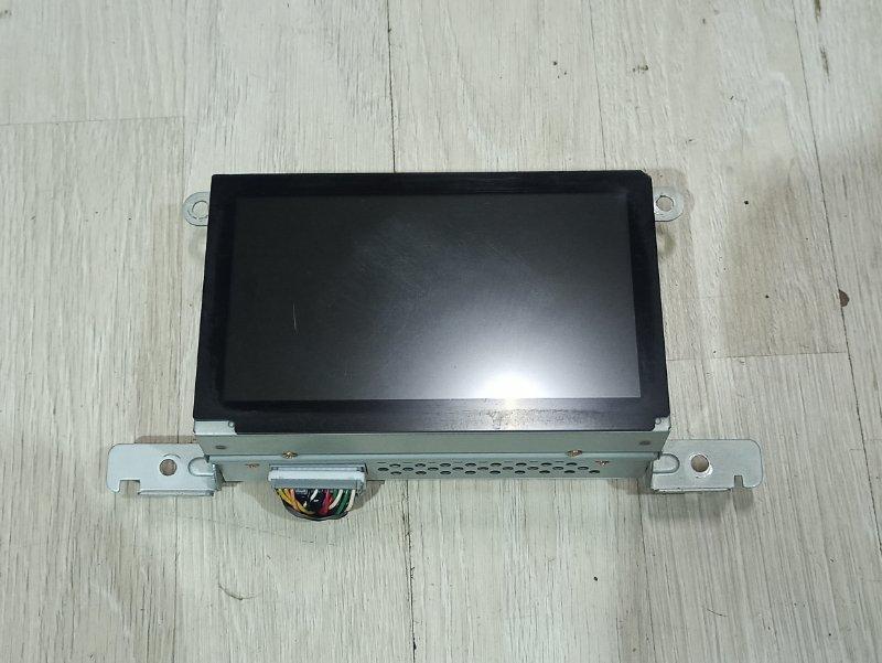 Монитор Nissan Primera P12 ЛИФТБЕК QG18DE 200? (б/у)