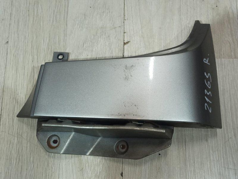Накладка на крыло Nissan Primera P12 ЛИФТБЕК QG18DE 200? правая (б/у)
