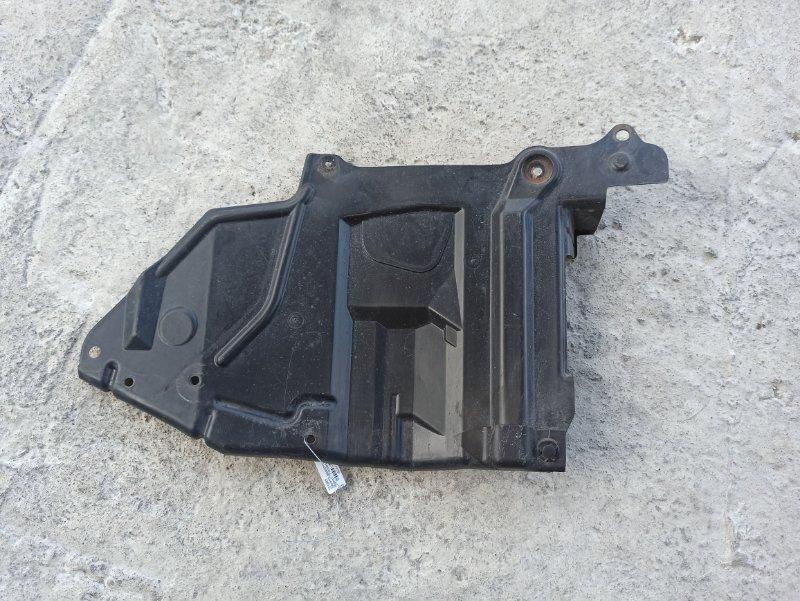 Защита двигателя Nissan Primera P12 ЛИФТБЕК QG18DE 200? левая (б/у)
