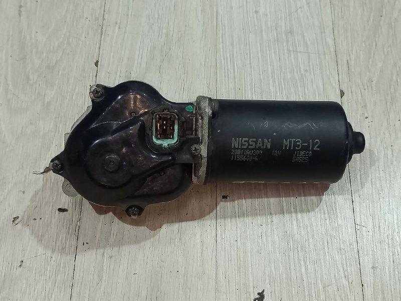 Мотор дворников Nissan Primera P12 ЛИФТБЕК QG18DE (б/у)