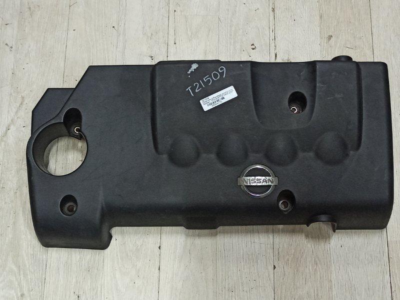 Крышка двигателя Nissan Primera P12 ЛИФТБЕК QG18DE 2003 (б/у)