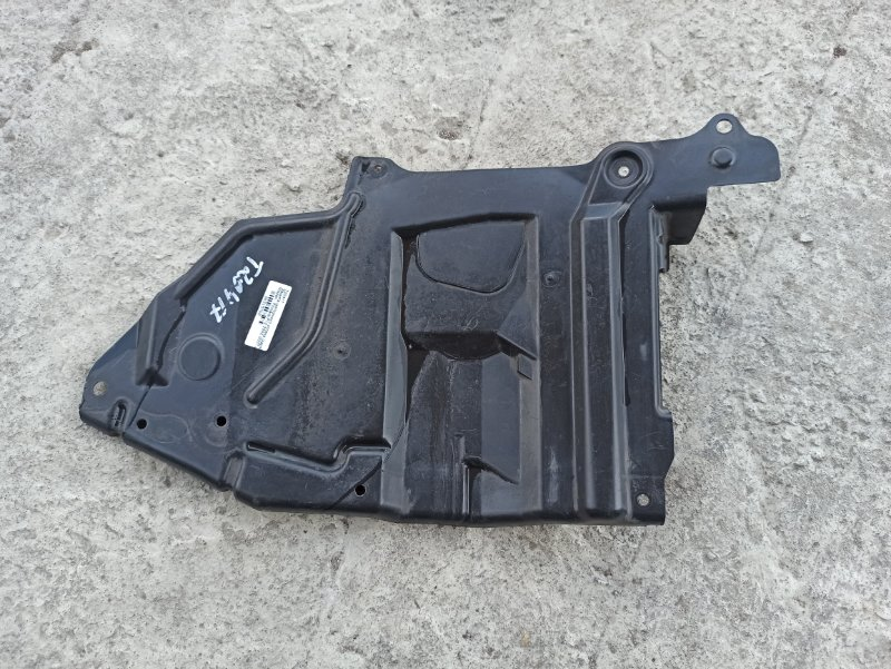 Защита двигателя Nissan Primera P12 ЛИФТБЕК QG18DE левая (б/у)