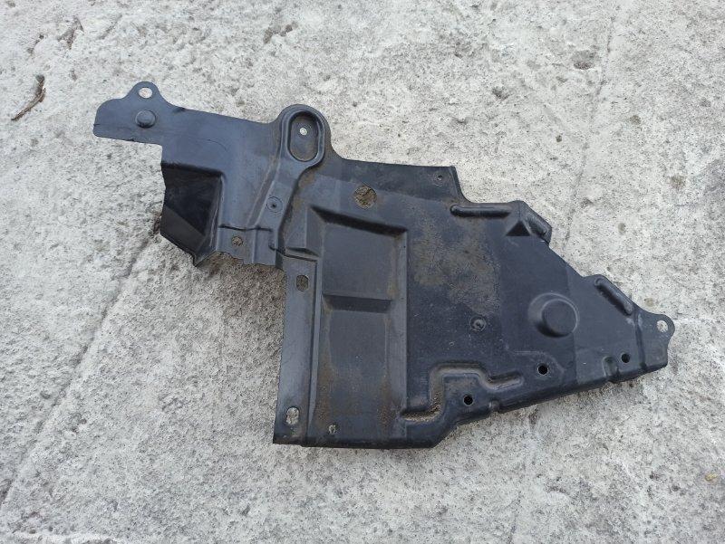 Защита двигателя Nissan Primera P12 ЛИФТБЕК QG18DE правая (б/у)