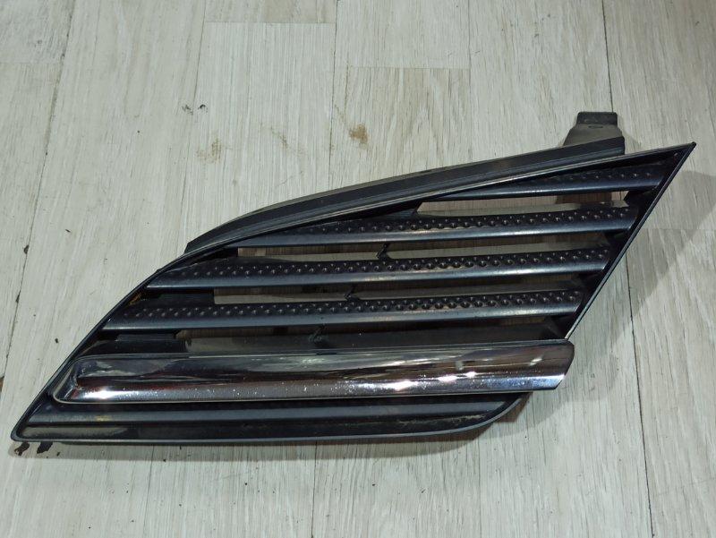 Решетка радиатора Nissan Primera P12 ЛИФТБЕК QG18DE ? левая (б/у)