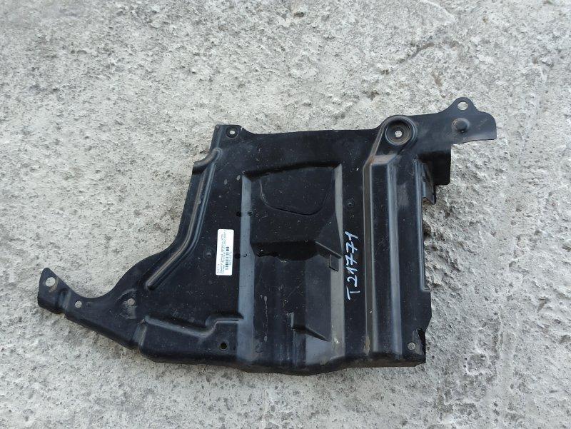Защита двигателя Nissan Primera P12 ЛИФТБЕК QG18DE ? левая (б/у)