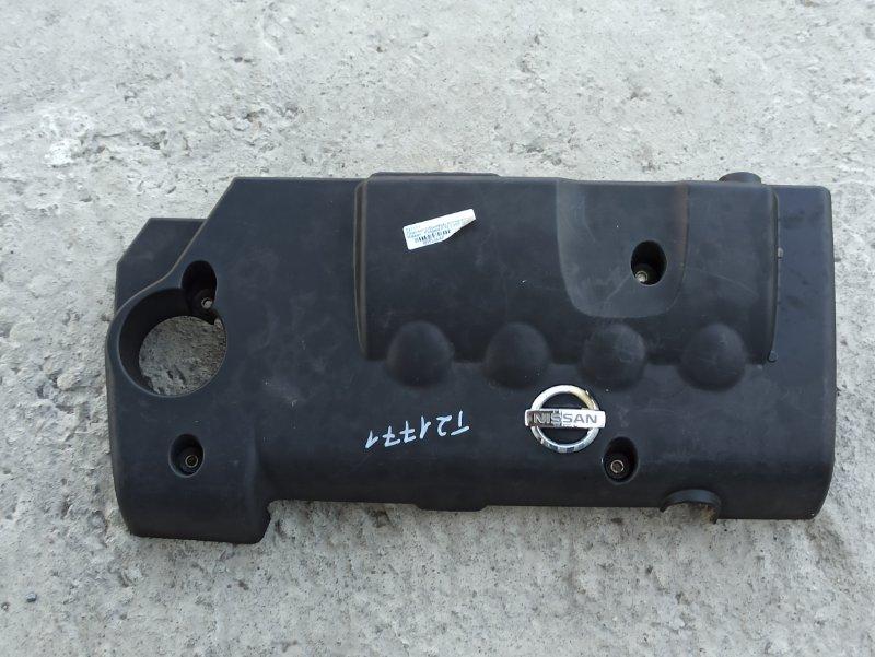 Крышка двигателя Nissan Primera P12 ЛИФТБЕК QG18DE ? (б/у)