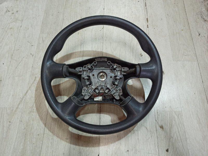 Руль Nissan Primera P12 ЛИФТБЕК QG18DE 2003 (б/у)