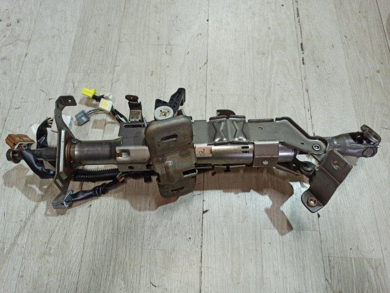 Рулевая колонка Nissan Primera P12 ЛИФТБЕК QG18DE 2003 (б/у)