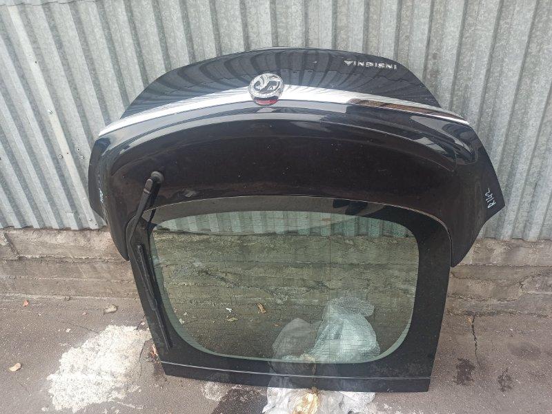 Крышка багажника Opel Insignia ХЭТЧБЕК A18XER 2012 (б/у)