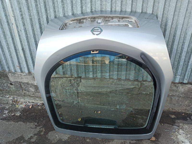 Крышка багажника Nissan Primera P12 ЛИФТБЕК QG18DE 200? (б/у)