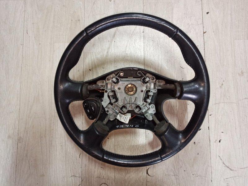 Руль Nissan Primera P12 ЛИФТБЕК QG18DE 2004 (б/у)