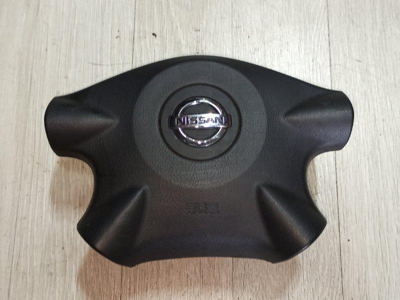 Аирбаг водителя Nissan Primera P12 ЛИФТБЕК QG18DE 2004 (б/у)