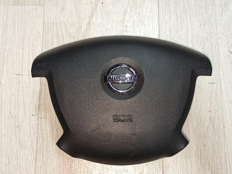 Аирбаг водителя Nissan Primera P12 ЛИФТБЕК QG18DE (б/у)