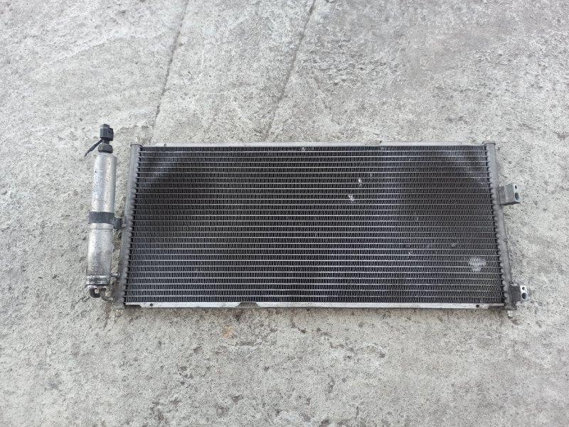 Радиатор кондиционера Nissan Primera P12 СЕДАН QR20DE (б/у)