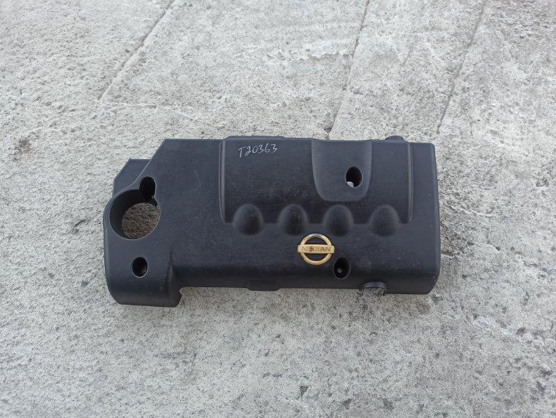 Крышка двигателя Nissan Primera P12 ЛИФТБЕК QG18DE (б/у)