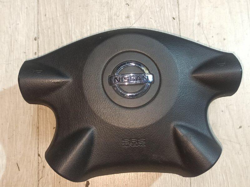 Аирбаг водителя Nissan Primera P12 ЛИФТБЕК QG18DE 2003 (б/у)