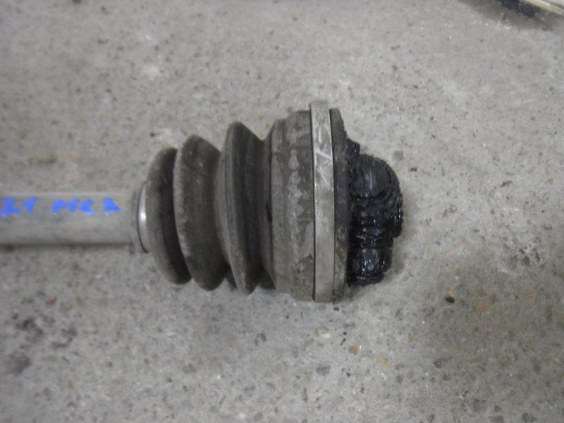 Привод передний левый Ford Focus седан 1.8 QQDB