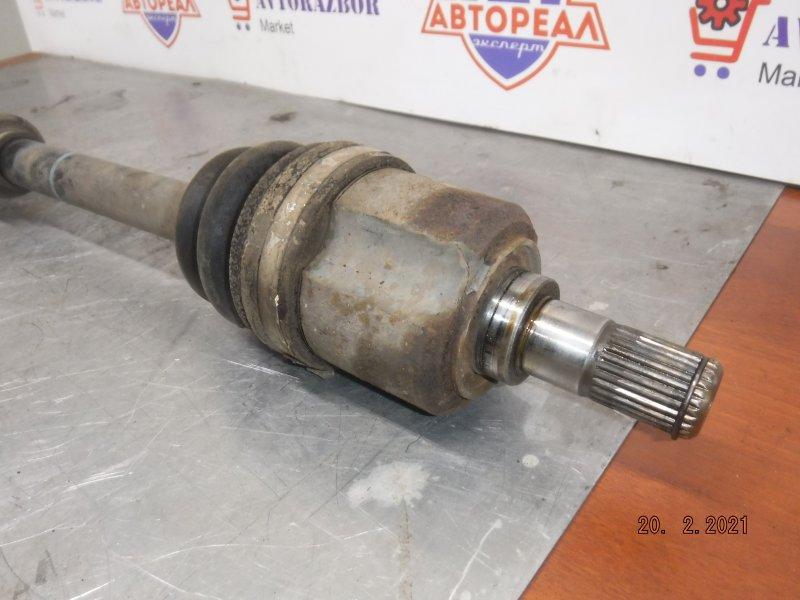 Привод передний правый Sportage 2 2009 G4GC