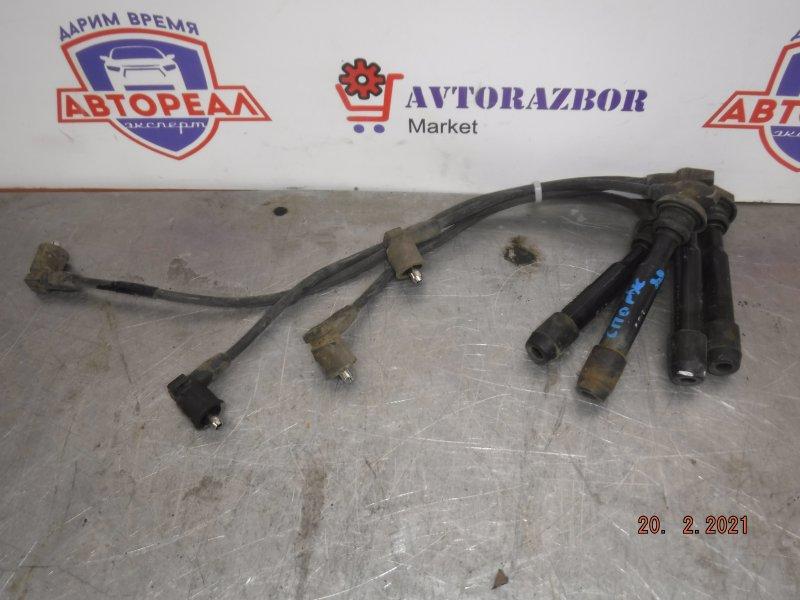 Провода высоковольтные Kia Sportage 2 2009 G4GC 2745023700 Б/У