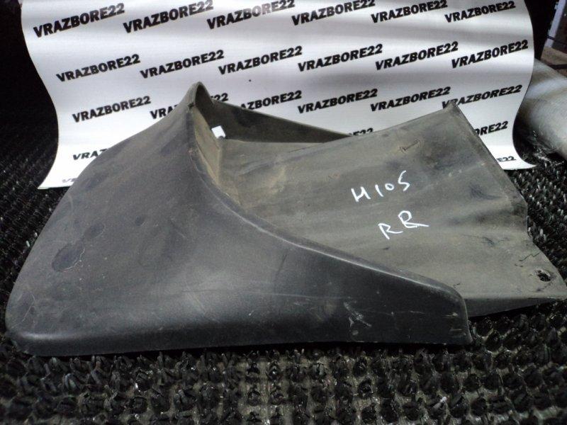 Брызговик Honda Cr-V RD1-5216674 B20B 1999 задний правый