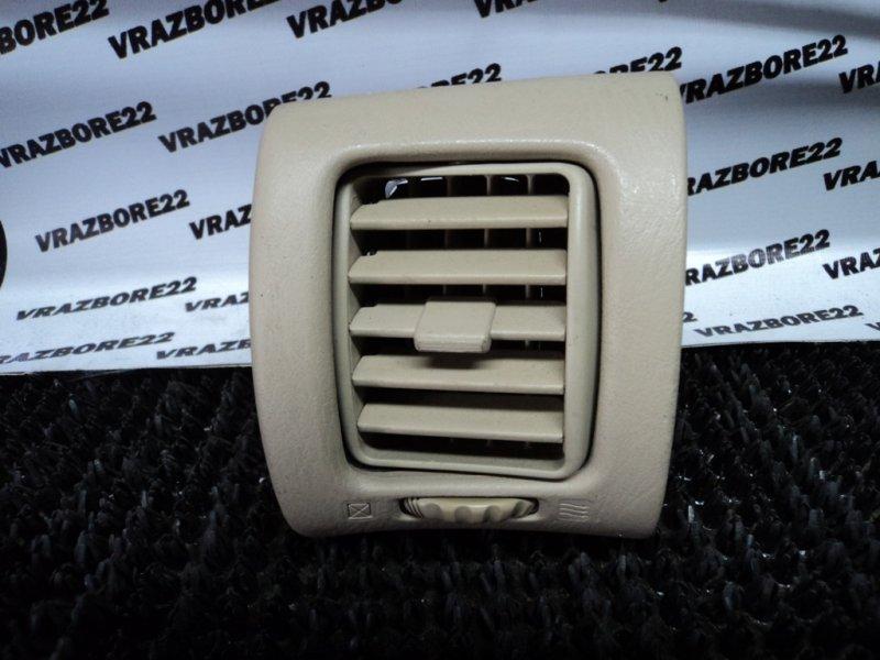 Дефлектор Toyota Vista Ardeo AZV50 1AZ-FSE 2001