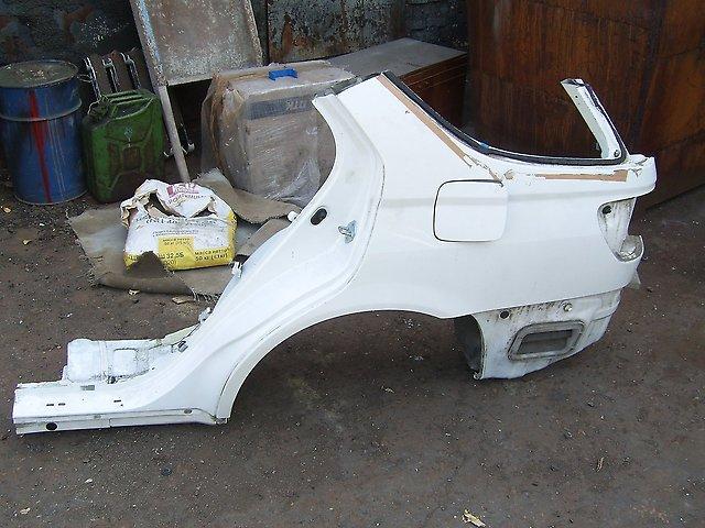 Крыло Toyota Vista Ardeo ZZV50 заднее левое