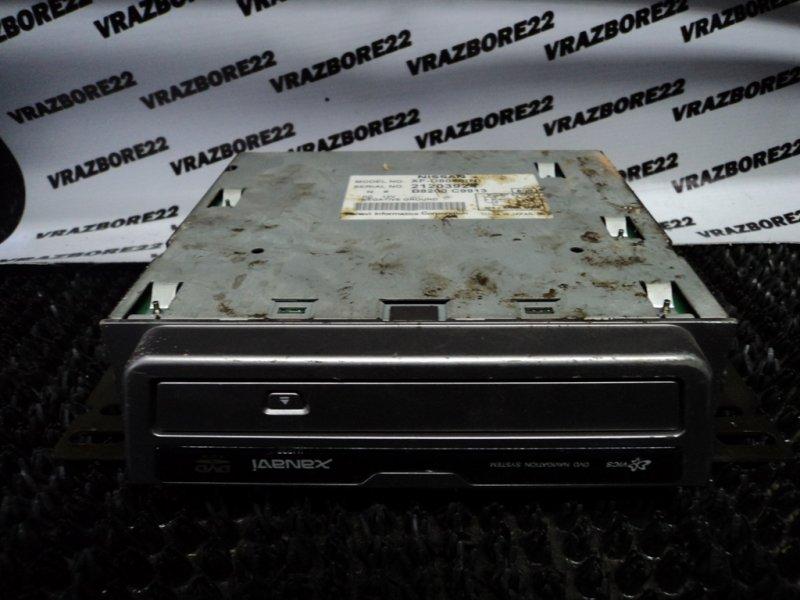 Блок навигации Nissan Bluebird Sylphy QG10 QG18DE