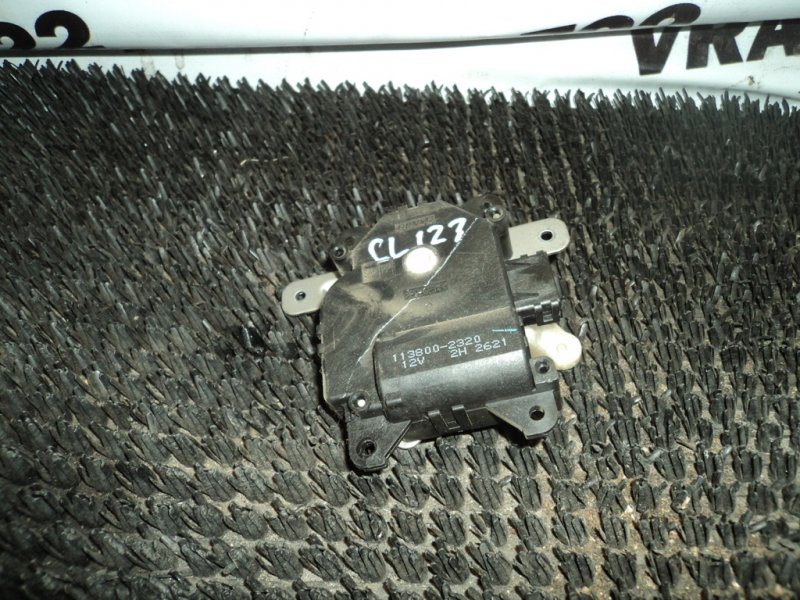 Сервопривод заслонок печки Honda Accord CL7-3201949 K20A 2006