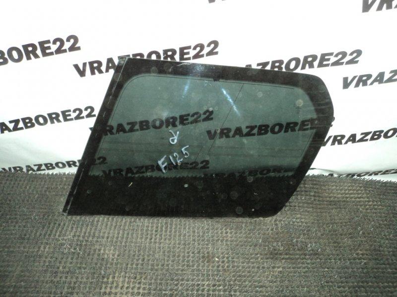 Стекло собачника Subaru Forester SG5-004796 EJ205 2003 правое