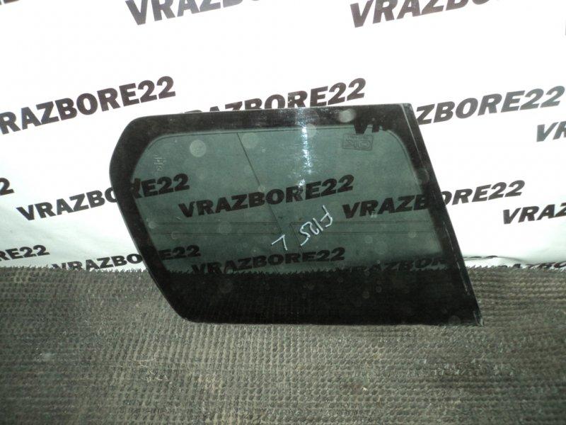 Стекло собачника Subaru Forester SG5-004796 EJ205 2003 левое