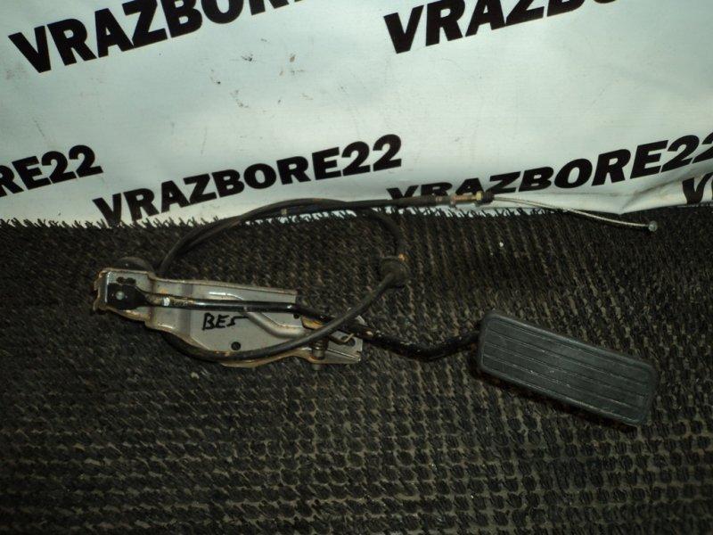 Педаль газа Subaru Legacy B4 BE5-109930 EJ206 2001