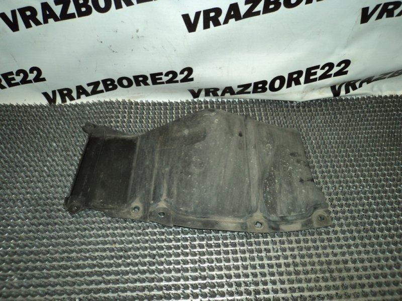 Защита двигателя Toyota Vista Ardeo AZV50 1AZ-FSE 2001 левая
