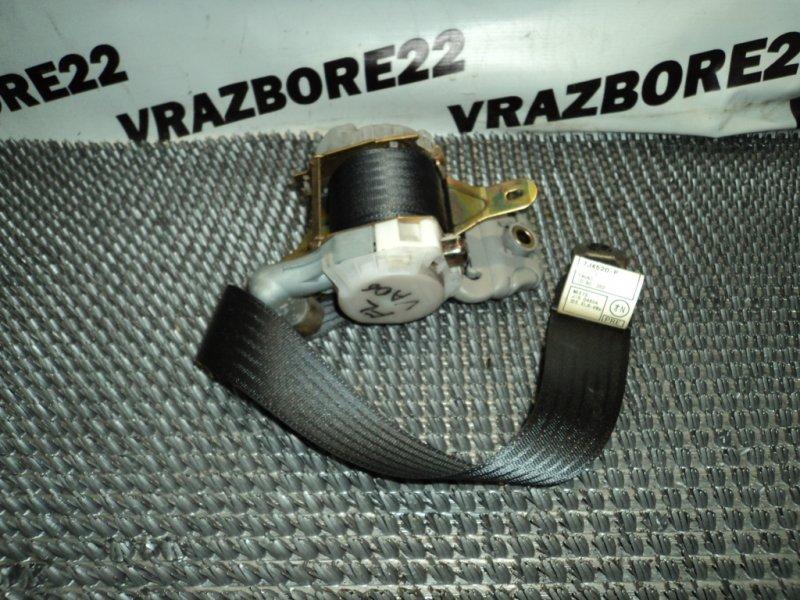 Ремень безопасности Toyota Vista Ardeo AZV50 1AZ-FSE 2001 передний левый