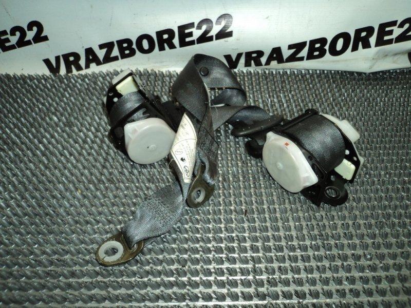 Ремень безопасности Toyota Vista Ardeo AZV50 1AZ-FSE 2001 задний