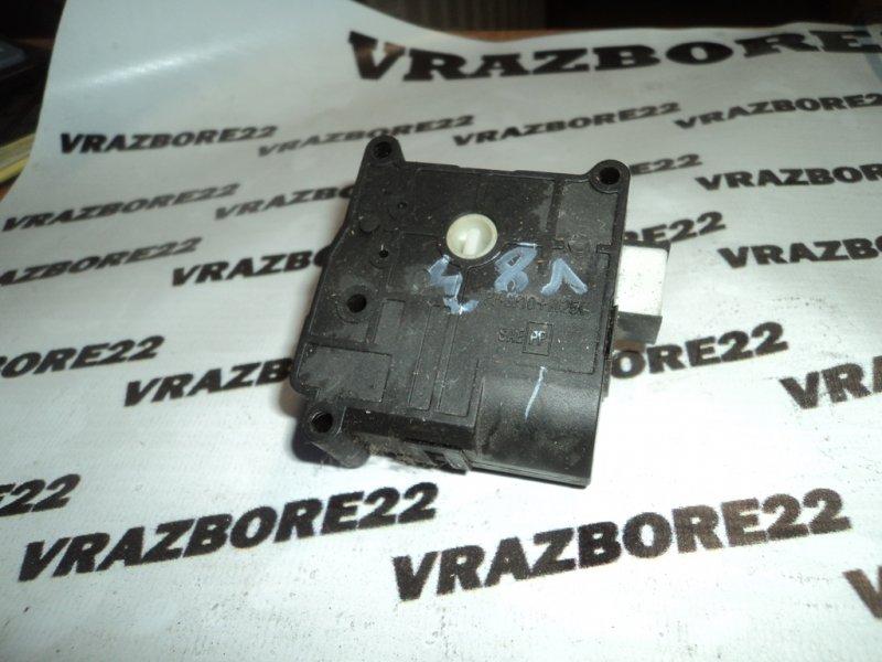 Сервопривод заслонок печки Toyota Vista Ardeo ZZV50-0047060 1ZZ-FE 2001