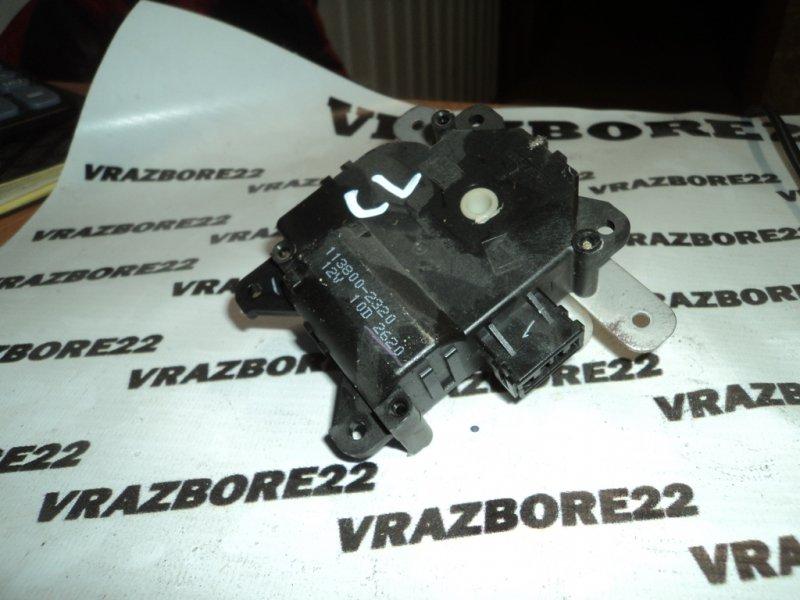Сервопривод заслонок печки Honda Accord CL7-3001698 K20A 2003