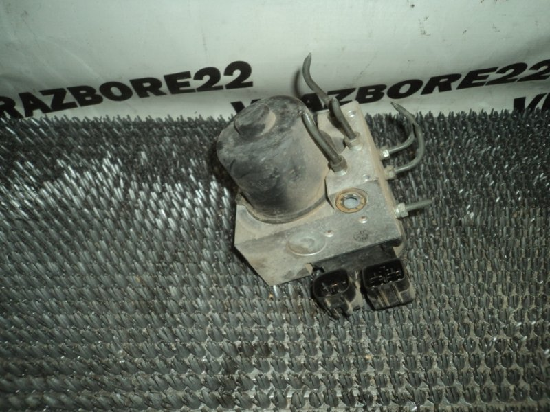 Блок abs Toyota Vista Ardeo SV50-0039088 3S-FSE 1999