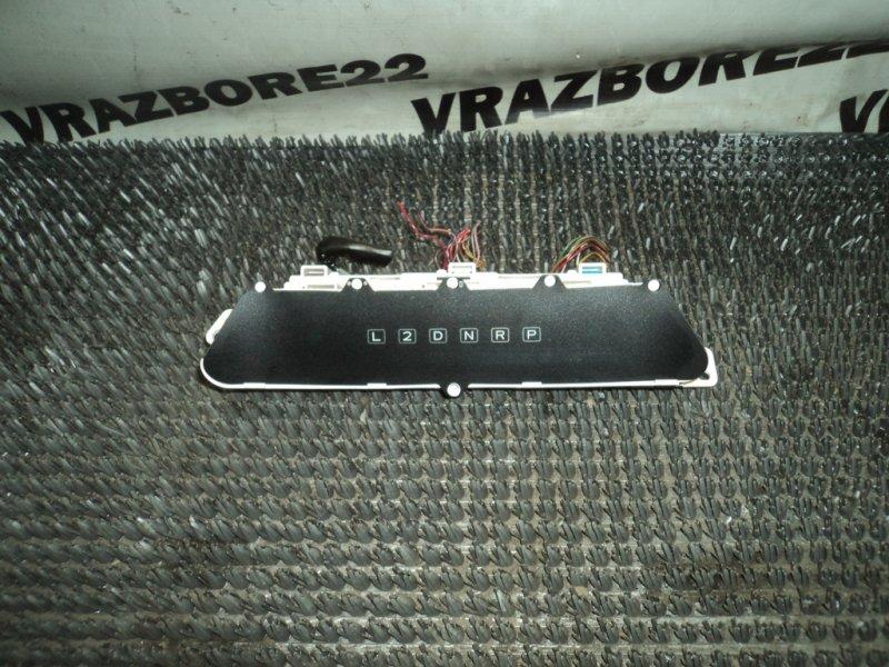 Индикатор скоростей Toyota Vista SV50-0016878 3S-FSE 1998
