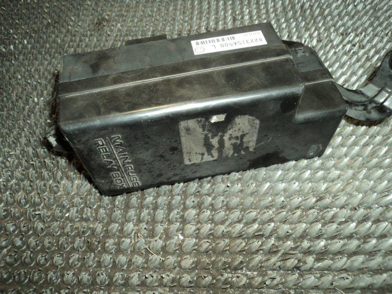 Блок предохранителей Subaru Forester SG5 EJ205 2006