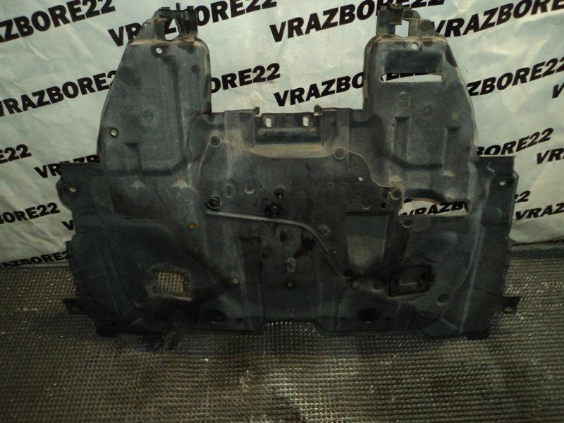 Защита двигателя Subaru Forester SG5 EJ205 2006