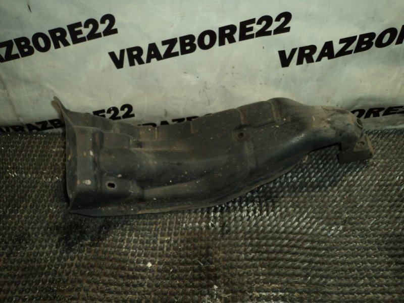 Защита заливной горловины Subaru Forester SG5 EJ205 2006