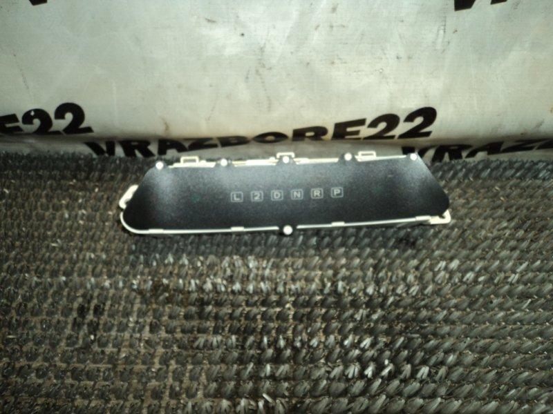 Индикатор скоростей Toyota Vista Ardeo SV50-0047371 3S-FSE 2000