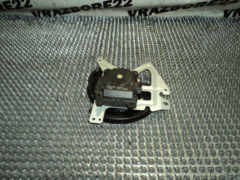 Сервопривод заслонок печки Toyota Camry ACV30-3026477 2AZ-FE 2005