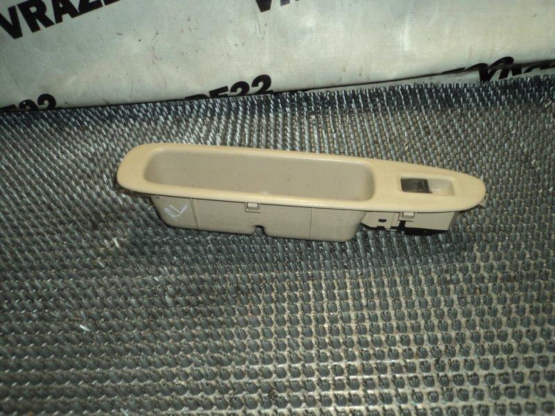 Блок управления стеклоподъемниками Toyota Vista SV55-0015338 3S-FE 2001 задний левый